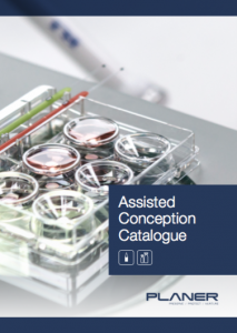 Assisted Conception Product Catalogue from Planer